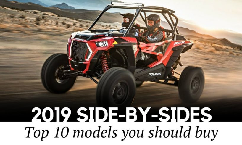 10 Best New Side By Sides And Sport Utvs To Specs Features Tech News Fix