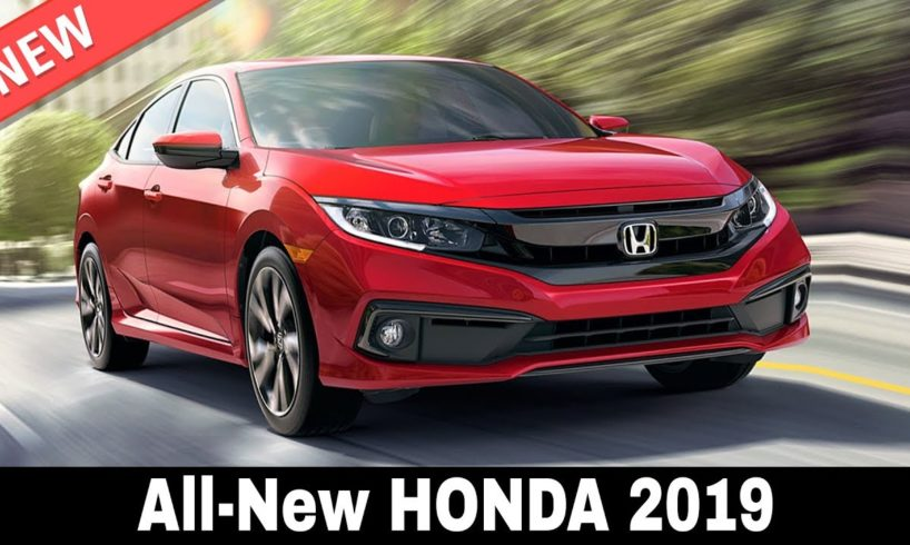 8 New Honda Cars Showing The Developments Of Japanese Auto Industry