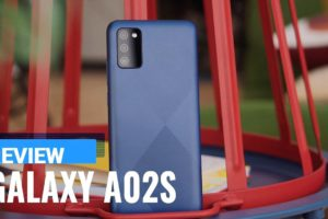 Samsung Galaxy A02s / M02s review