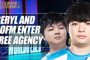 Will Beryl and SofM find new teams in the offseason? | ESPN Esports