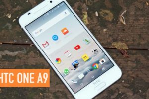 HTC One A9 - Review