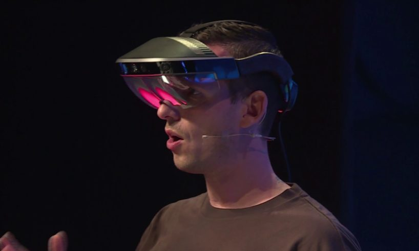 How Augmented Reality Will Change Education Completely | Florian Radke | TEDxGateway