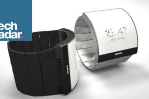 Samsung Galaxy Gear 2 concept video: exclusive 3D render