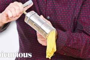 5 Pasta Making Gadgets Tested By Design Expert | Well Equipped | Epicurious
