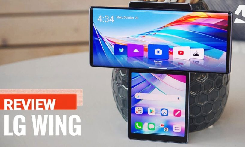LG Wing 5G review
