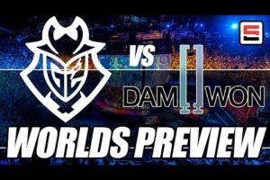 Worlds quarterfinal preview: Damwon Gaming vs. G2 Esports | ESPN Esports