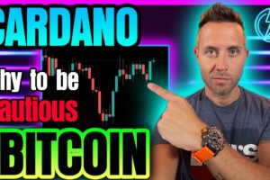 Bitcoin ONE STEP Away From LAUNCH. Cardano BREAKOUT In The Making!