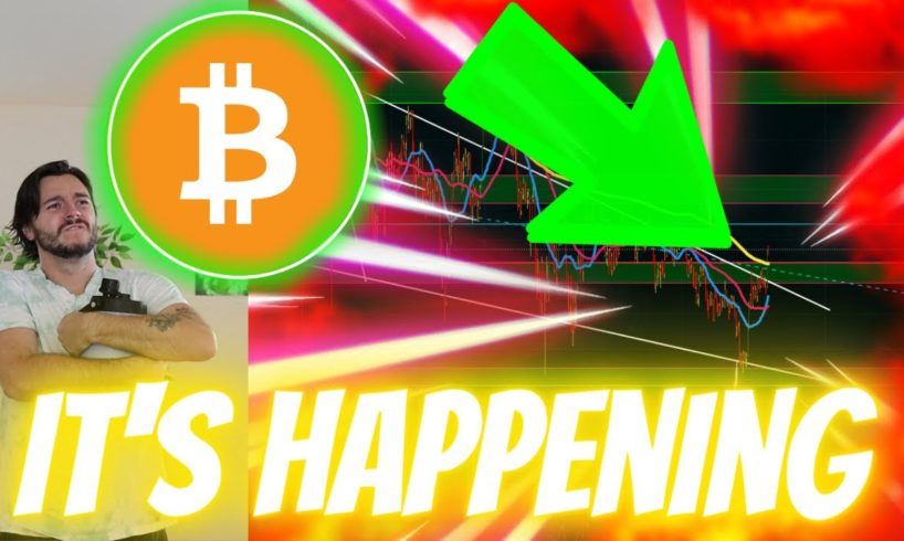 URGENT BITCOIN ALERT! - FALLING WEDGE HAS INITIATED *LIFTOFF*!?! [why this is big]