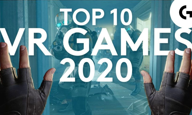 Best VR Games To Play In 2020
