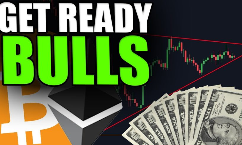 GET READY FOR THIS BIG BITCOIN, ETHEREUM & CARDANO MOVE!
