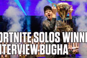 Fortnite World Cup champion Bugha breaks down his win   ESPN Esports