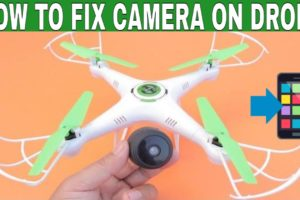 HOW TO FIX CAMERA ON DRONE   DRONE CAMERA KAISE BANAYE   HOW TO INSTALL CAMERA ON DRONE