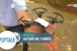 PopTalk: DJI Ryze Tello, the perfect drone camera for beginners