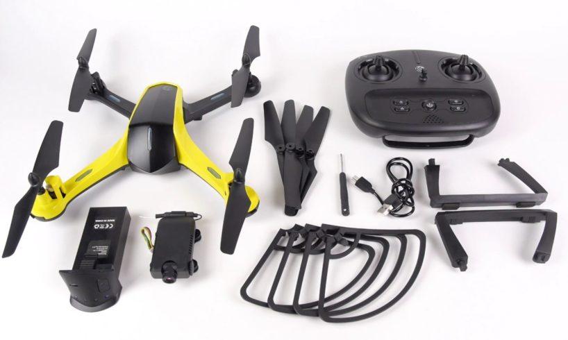 VTI SkyTracker GPS Camera Drone DRC-445