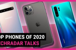 What will be the best smartphone of 2020? | TechRadar Talks