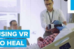 Healing Pain with Virtual Reality