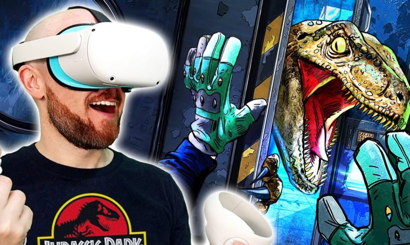 Jurassic World Aftermath VR - Does It Live Up To The HYPE?