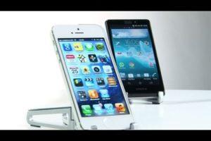 iPhone 5 vs Xperia T: Speed Test Comparison