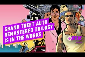 Grand Theft Auto Remastered Details Revealed - IGN Daily Fix