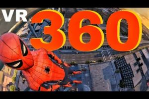 Be SPIDER-MAN 360 homecoming Virtual Reality Marvel's VR Experience