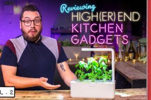Reviewing High(er) End Kitchen Gadgets Vol. 2