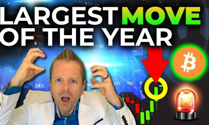 ATTENTION BITCOIN HOLDERS: Largest Move Of The Year STARTS HERE! (be ready!)