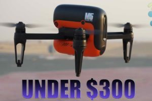 5 Best Drones with FHD 4K Camera [ UNDER $300 ]