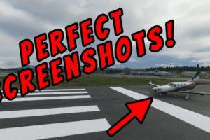 Perfect Screenshots with DRONE CAMERA - Microsoft Flight Simulator