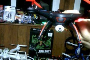 Rogue Drone RC Quadcopter CAMERA HOW TO REVIEW World Tech Toys