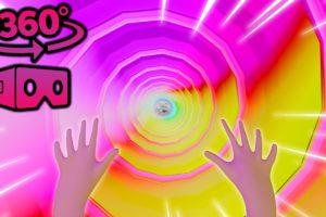 FREE FALL 360° VR  Video