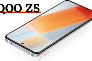 IQOO Z5 5G - SNAPDRAGON 778G 5G | BEST UPCOMING SMARTPHONE UNDER 25000 ???
