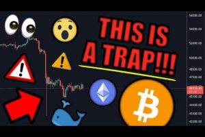 Crypto Holders - IT'S A TRAP!   BITCOIN & ETHEREUM CRASHING DUE TO SEC COINBASE MANIPULATION!
