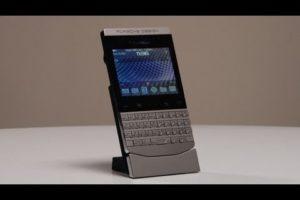 Blackberry Porsche P'9981 - Most expensive phone?