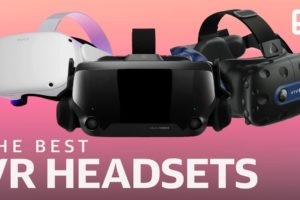The Best VR headsets for 2021