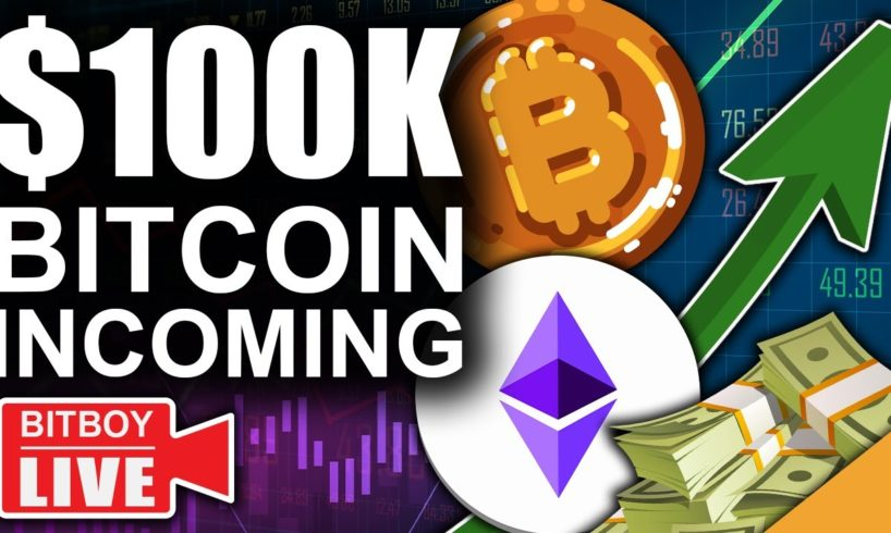 How Bitcoin Reaches $100K (Top Regulators Focused on Crypto)