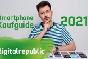 Die besten Smartphone 2021 (Stand Mai '21)