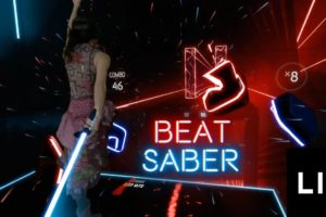 If You Want to ESCAPE with Me...Beat Saber ft SwanVR