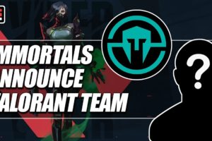 Immortals announce their VALORANT roster | ESPN Esports