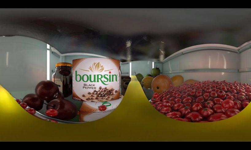 Boursin® Sensorium 360 Virtual Reality Experience #BoursinSensorium