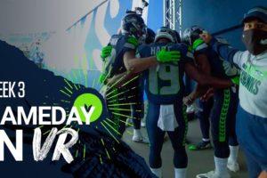 Experience Week 3 Gameday in Virtual Reality | 2020 Seahawks vs Cowboys