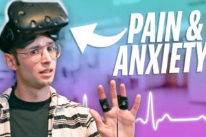 Trying Virtual Reality For Chronic Pain and Anxiety