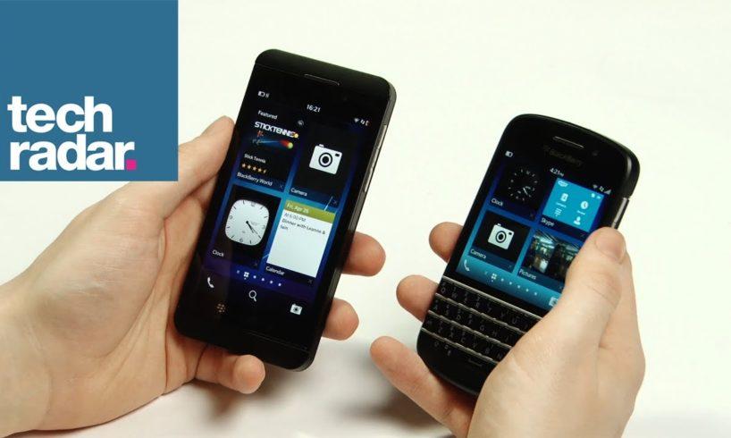 BlackBerry Z10 vs Q10: Comparison Review