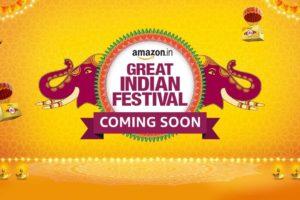 Amazon Great Indian Festival - Coming Soon | Smartphones