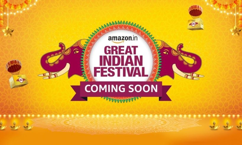 Amazon Great Indian Festival - Coming Soon   Smartphones