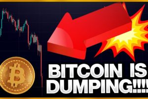 BITCOIN IS DUMPING!!!!!!!!!! ALL BITCOIN HOLDERS!! DON'T TRADE UNTILL YOU SEE THIS!!!!!