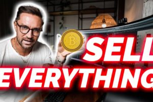 SELL EVERYTHING - Bitcoin Crash and Crypto is Doomed Until This Level