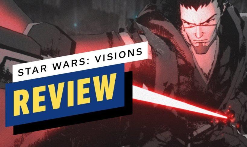 Star Wars: Visions Review