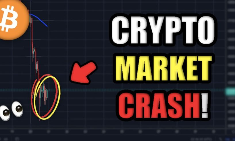 CHINA JUST CRASHED BITCOIN (CRYPTOCURRENCY HODLERS BE WARNED)