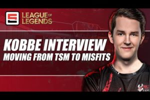 Kobbe Interview, Spring Split with TSM and returning to the LEC | ESPN ESPORT