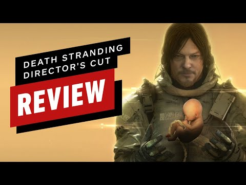 Death Stranding Director's Cut Review